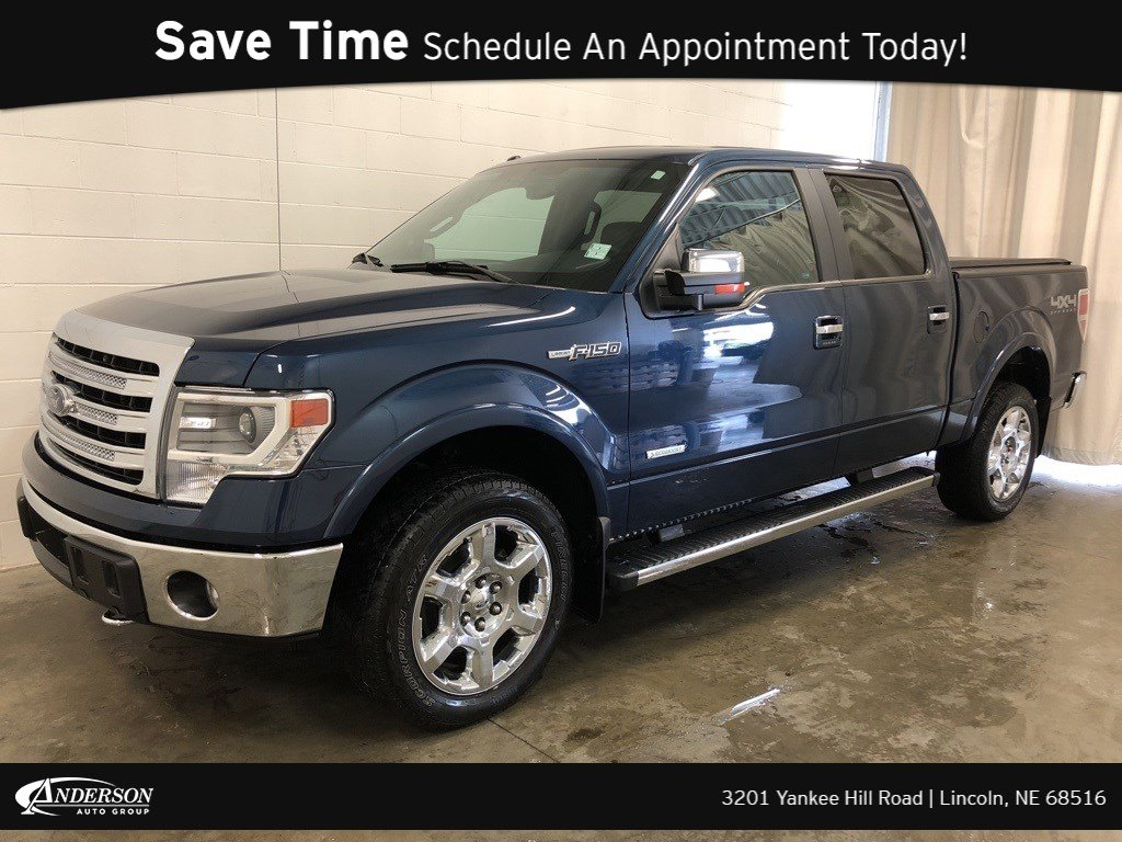 Pre owned 2014 ford f 150 lariat