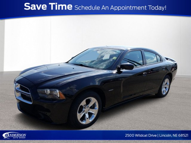 Pre-Owned 2014 Dodge Charger RT Plus RWD 4dr Car