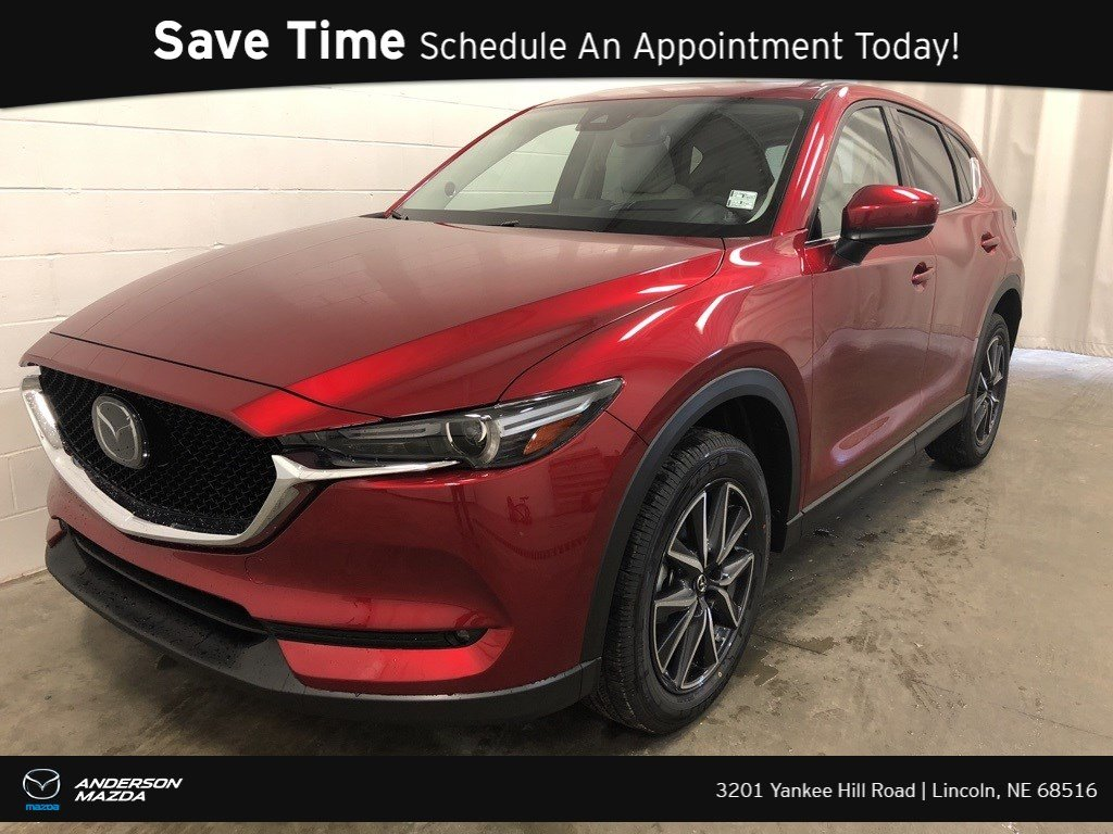 New 2018 Mazda CX 5 Grand Touring