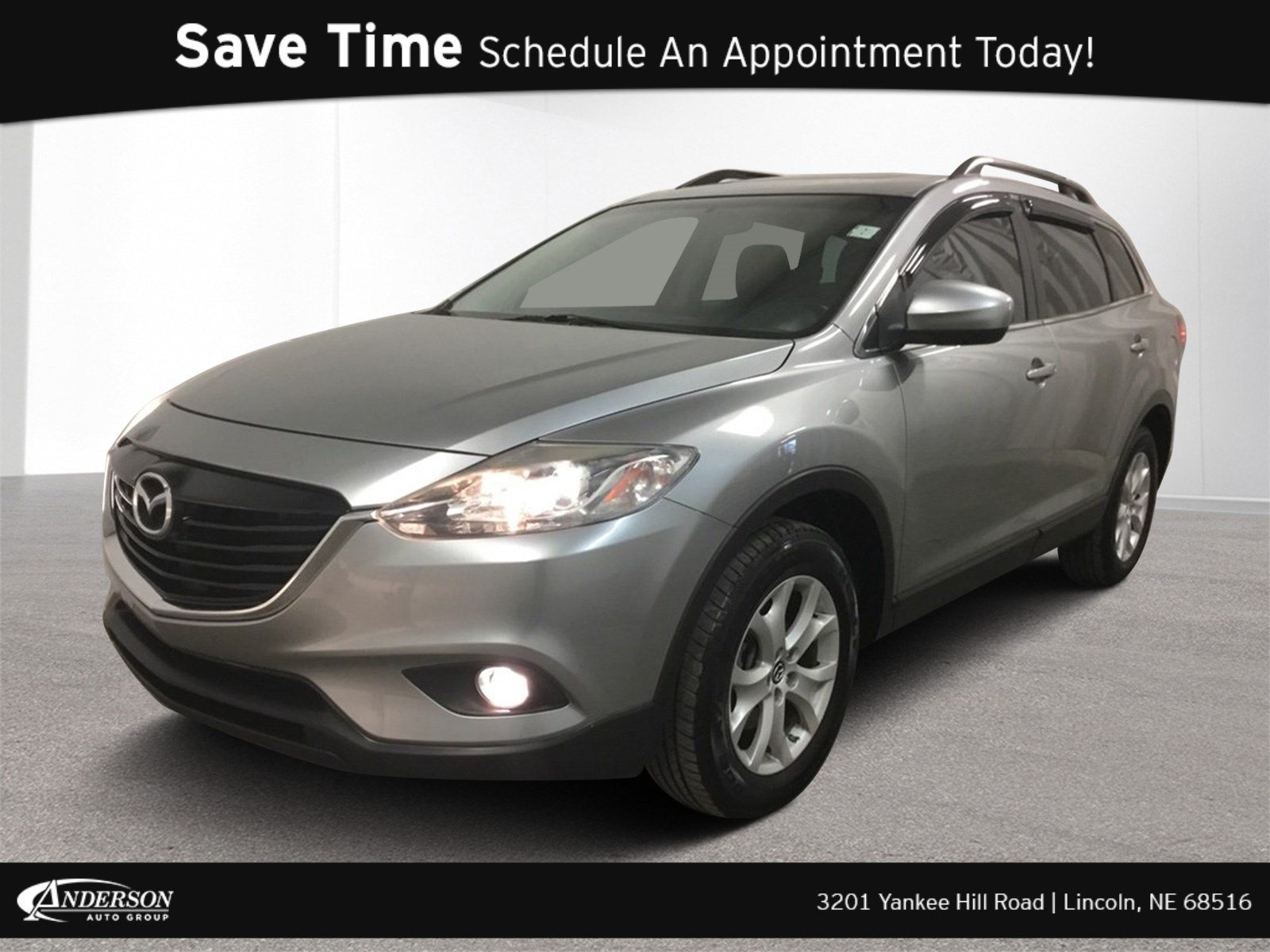 Pre-Owned 2013 Mazda CX-9 Touring