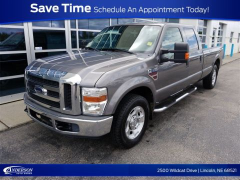 Pre-Owned 2009 Ford Super Duty F-250 SRW XLT
