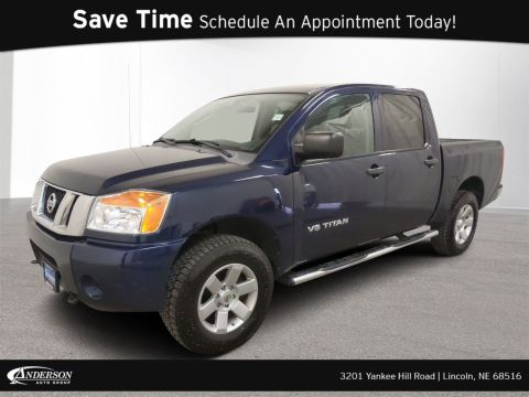 Pre-Owned 2009 Nissan Titan XE