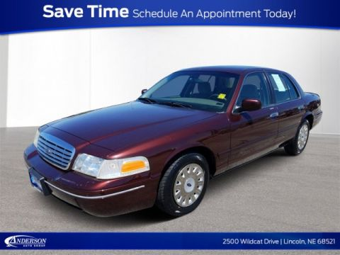 Pre-Owned 2003 Ford Crown Victoria Standard