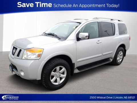 Pre-Owned 2010 Nissan Armada SE