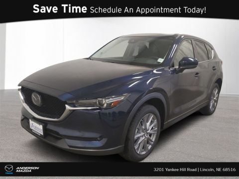 New 2020 Mazda CX-5 Grand Touring Reserve